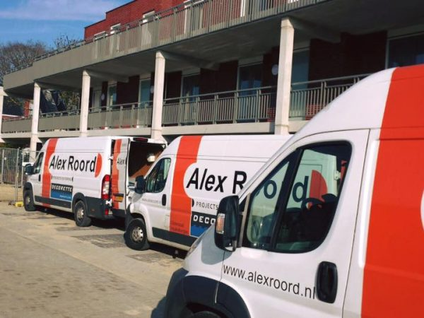 Alex Roord bedrijfsbussen